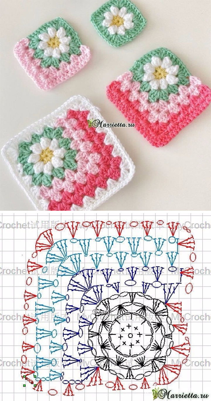 Lovely Flower Square Blanket Crochet Pattern Tutorial Crochet Blanket Tutorial Of New 44 Images Crochet Blanket Tutorial