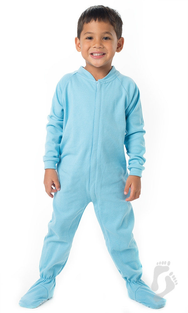 Footed Pajamas Baby Breeze Clothing