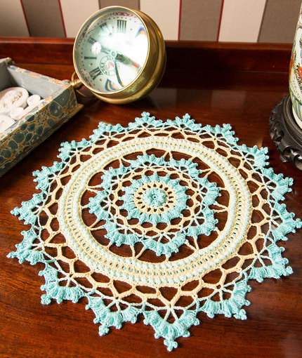 Lovely Free Coventry Doily From Redheart Redheart Com Crochet Patterns Of Amazing 43 Ideas Redheart Com Crochet Patterns