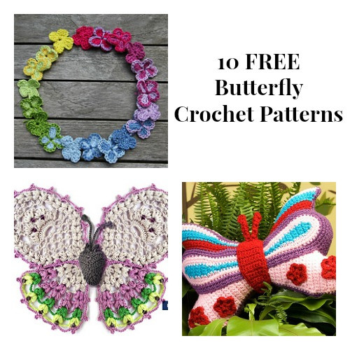 Lovely Free Crochet Pattern for butterfly Baby Blanket Dancox for Free Crochet butterfly Pattern Of Unique 45 Ideas Free Crochet butterfly Pattern