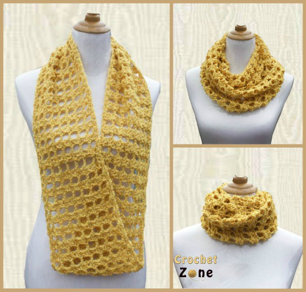 Lovely Free Crochet Pattern for butterscotch Cowl Crochet Zone Light Weight Yarn Crochet Patterns Of Awesome 40 Pics Light Weight Yarn Crochet Patterns