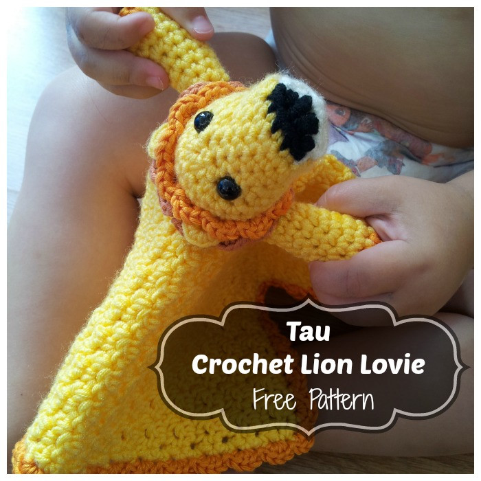 Lovely Free Crochet Patterns and Tutorials ⋆ Look at What I Made Crochet Lion Pattern Of Luxury 40 Models Crochet Lion Pattern