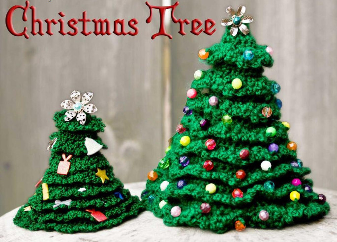 Lovely Free Crochet Patterns for Christmas Arts to Crafts Free Crochet Christmas Tree ornament Patterns Of Awesome 44 Ideas Free Crochet Christmas Tree ornament Patterns