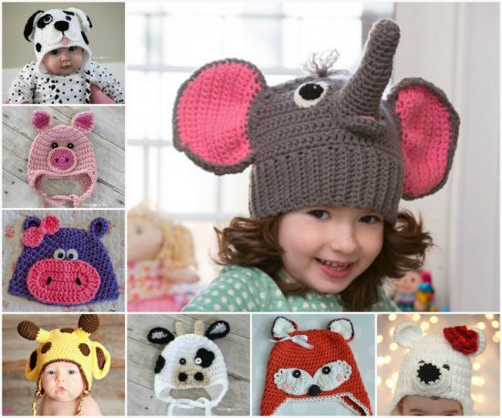 Lovely Free Crochet Patterns for Newborn Animal Hats Dancox for Baby Animal Hats Of Attractive 49 Images Baby Animal Hats