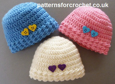 Lovely Free Crochet Patterns for Premature Baby Hats Dancox for Preemie Baby Hats Of Amazing 47 Models Preemie Baby Hats
