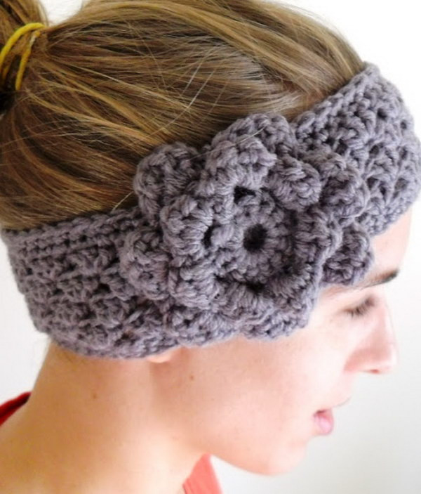 Lovely Free Easy Crochet Patterns for Beginners Hative Crochet Head Warmer Of Fresh 39 Photos Crochet Head Warmer