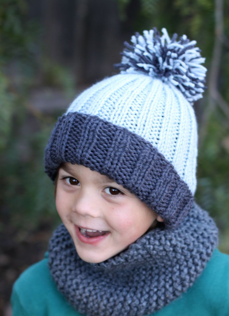 Lovely Free Knit Hat Pattern Easy Knit Hat Of Brilliant 47 Pictures Easy Knit Hat