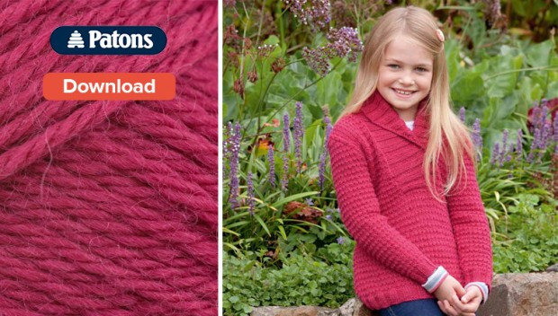 Lovely Free Patons Children S Knitting Pattern • Loveknitting Blog Knitting Patterns for Childrens Sweaters Of Charming 47 Models Knitting Patterns for Childrens Sweaters