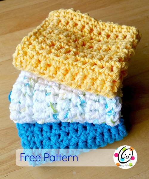 Lovely Free Pattern Pretty N Easy Dishcloth Snappy tots Pretty Crochet Stitches Of Incredible 48 Pics Pretty Crochet Stitches