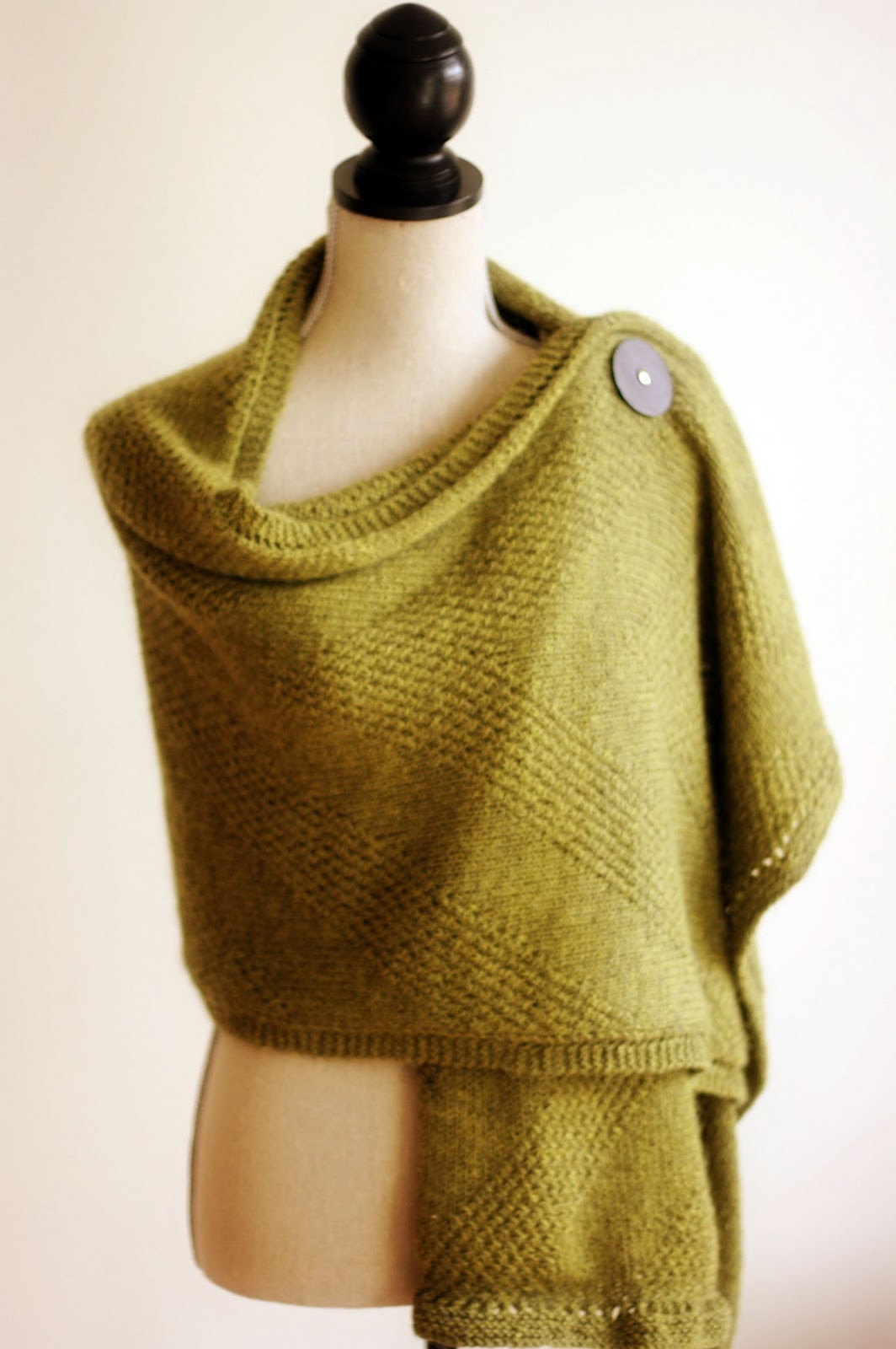Lovely French Press Knits My Legacy Pattern Release Knitted Wrap Pattern Of Adorable 40 Photos Knitted Wrap Pattern
