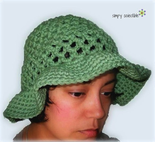 Lovely Fruit Punch Sun Hat Pattern Crochet Summer Hat Pattern Of Incredible 46 Photos Crochet Summer Hat Pattern
