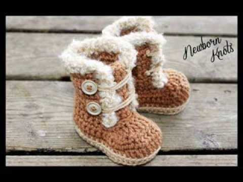 Lovely Fur Trim Baby Booties Crochet Pattern Presentation Crochet Ugg Of New 40 Ideas Crochet Ugg