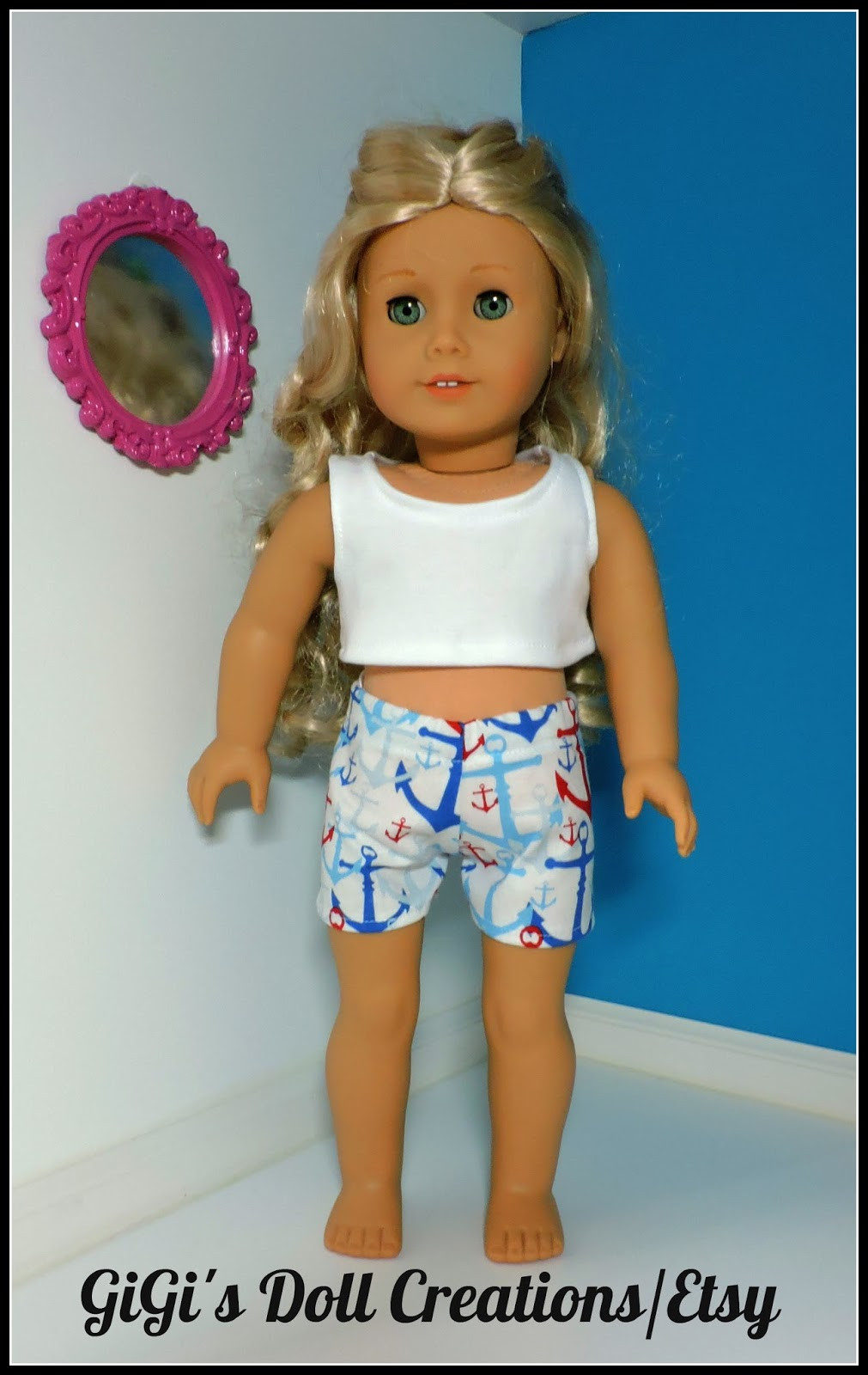 Lovely Gigi S Doll and Craft Creations Summer Doll Clothes for American Girl Doll Skirts Of Incredible 50 Ideas American Girl Doll Skirts