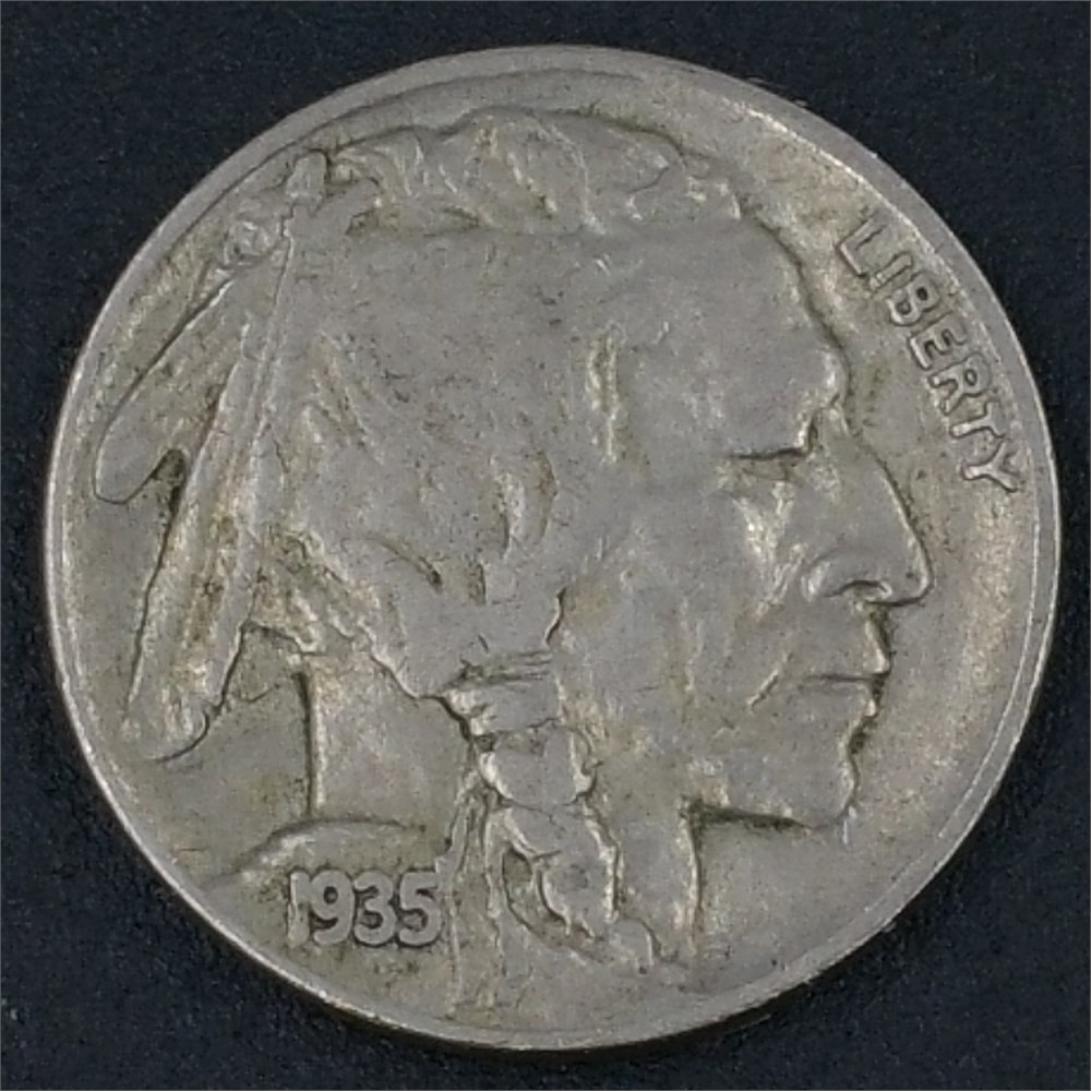 Lovely Gotocoinauctions A Coinzip Pany 1935 Buffalo Nickel Indian Head Nickel Worth Of Attractive 43 Ideas Indian Head Nickel Worth