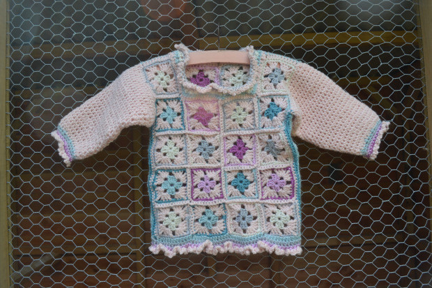 Lovely Granny Squares Sweater and A Poor Little Tyke Granny Square Vest Of Gorgeous 49 Photos Granny Square Vest
