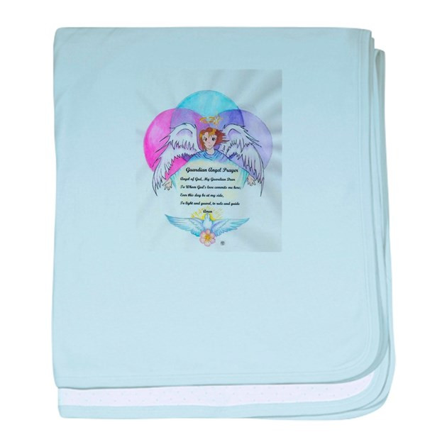 Lovely Guardian Angel Prayer Baby Blanket by Willowwings Angel Baby Blanket Of Perfect 46 Pictures Angel Baby Blanket