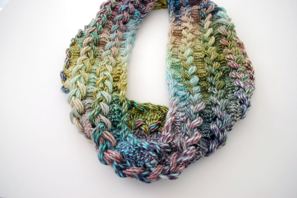 Lovely Hairpin Lace Infinity Scarf Free Pattern and Video Tutorial Free Infinity Scarf Crochet Pattern Of Attractive 46 Images Free Infinity Scarf Crochet Pattern
