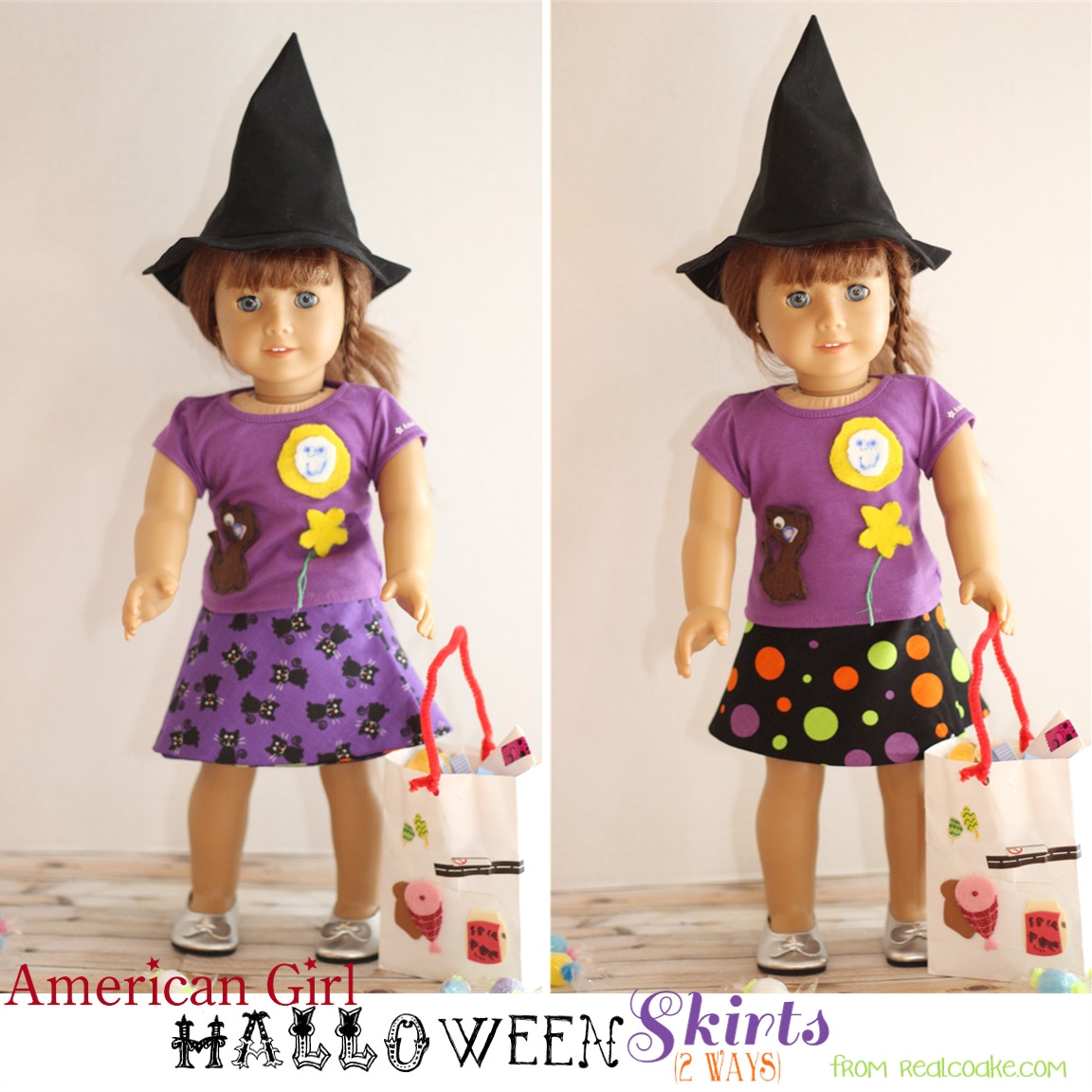 Lovely Halloween Doll Skirts 2 Ways American Girl Doll Clothes Free American Girl Doll Clothes Patterns Of Lovely 49 Models Free American Girl Doll Clothes Patterns