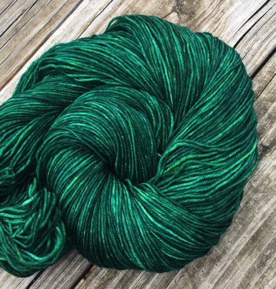 Lovely Hand Dyed sock Weight Yarn Emerald Green sock Yarn Treasured Emerald Green Yarn Of Gorgeous 43 Pics Emerald Green Yarn