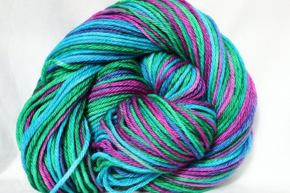 Lovely Hand Dyed Yarn Turquoise Green Pink Variegated Yarn Green Variegated Yarn Of Beautiful 50 Pics Green Variegated Yarn