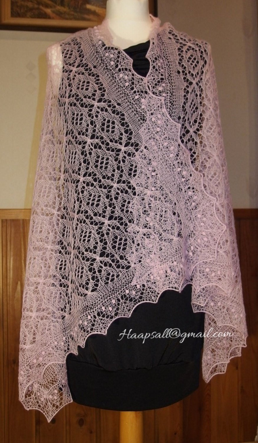 Lovely Hand Knitted Wedding Shawl Estonian Lace Haapsalu Shawl the Knitted Wedding Shawl Of Awesome Wedding and Bridal Knitting Patterns Knitted Wedding Shawl