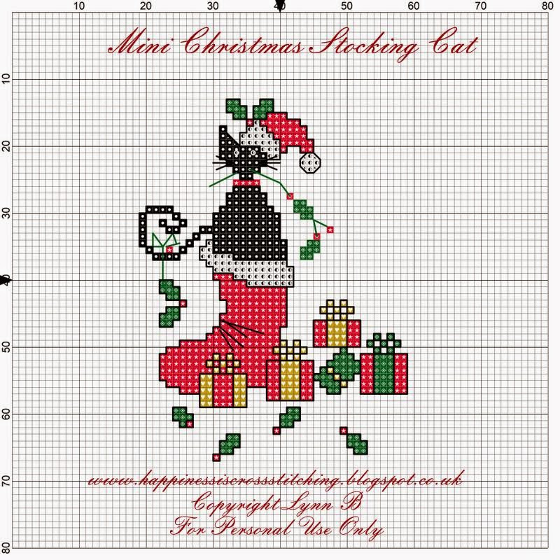 Lovely Happiness is Cross Stitching Mini Cat Cross Stitch Freebies Christmas Cross Stitch Patterns Of Charming 48 Pics Christmas Cross Stitch Patterns