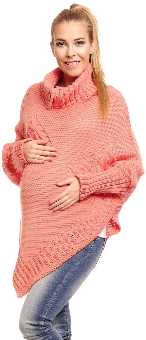 Lovely Happy Mama Women S Maternity Cable Chunky Knit Poncho Womens Chunky Cable Knit Sweater Of Luxury 45 Models Womens Chunky Cable Knit Sweater