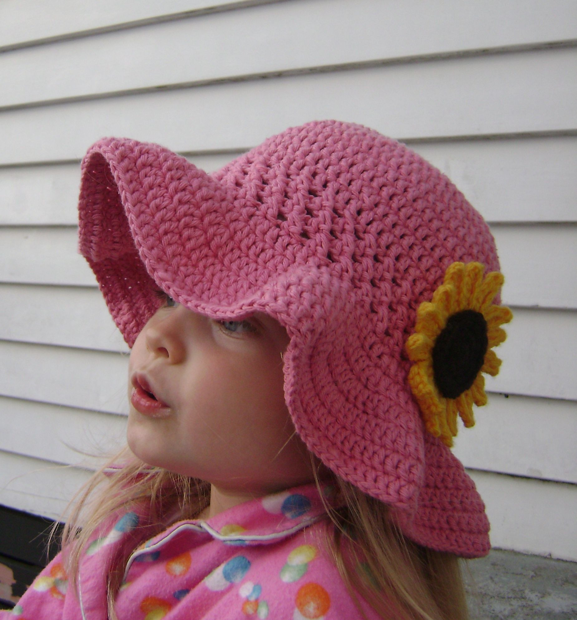 Lovely Hatting Madly Crochet Crochet Summer Hat Of Awesome 45 Images Crochet Summer Hat