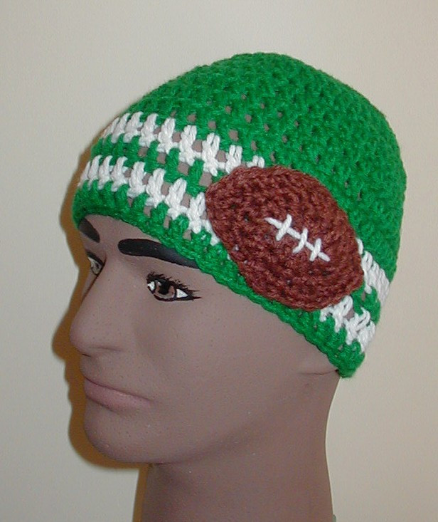 Head Huggers Crochet Pattern Double Crochet Sports Hat