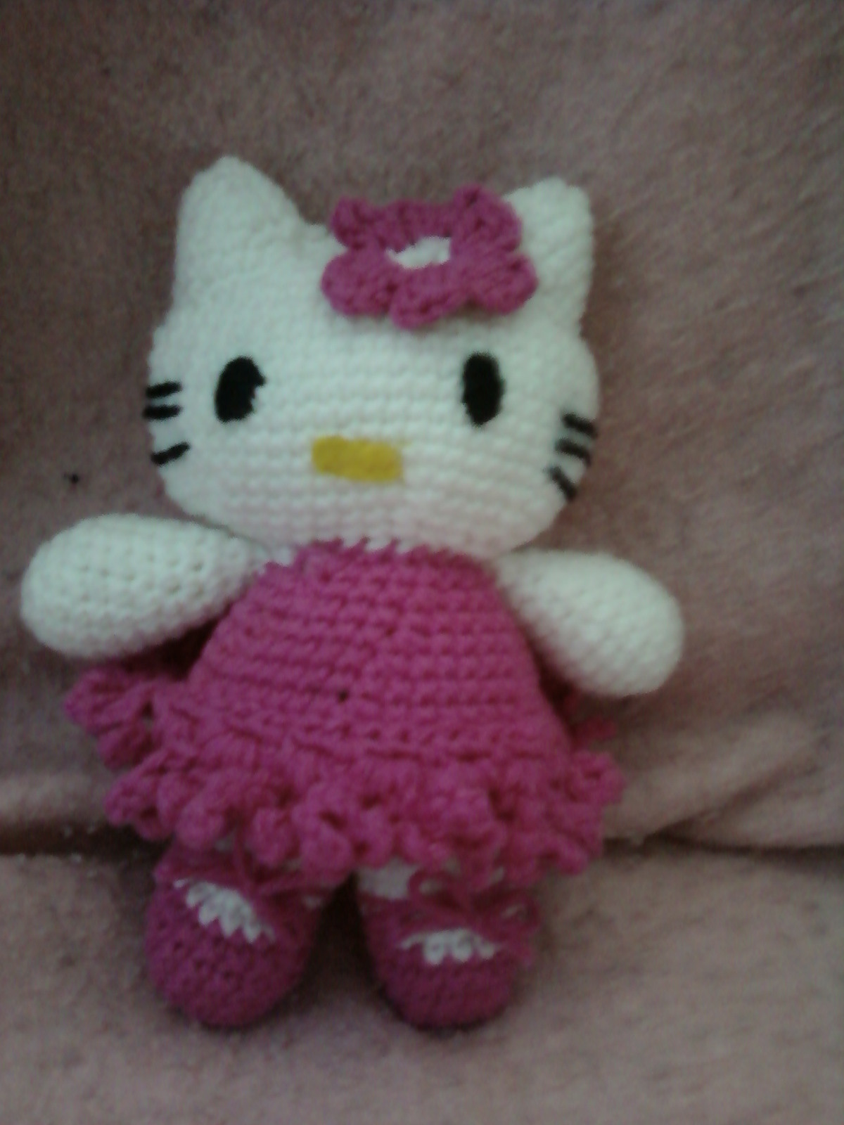 Lovely Hello Kitty Ballerina Hello Kitty Crochet Pattern Of Luxury 47 Images Hello Kitty Crochet Pattern