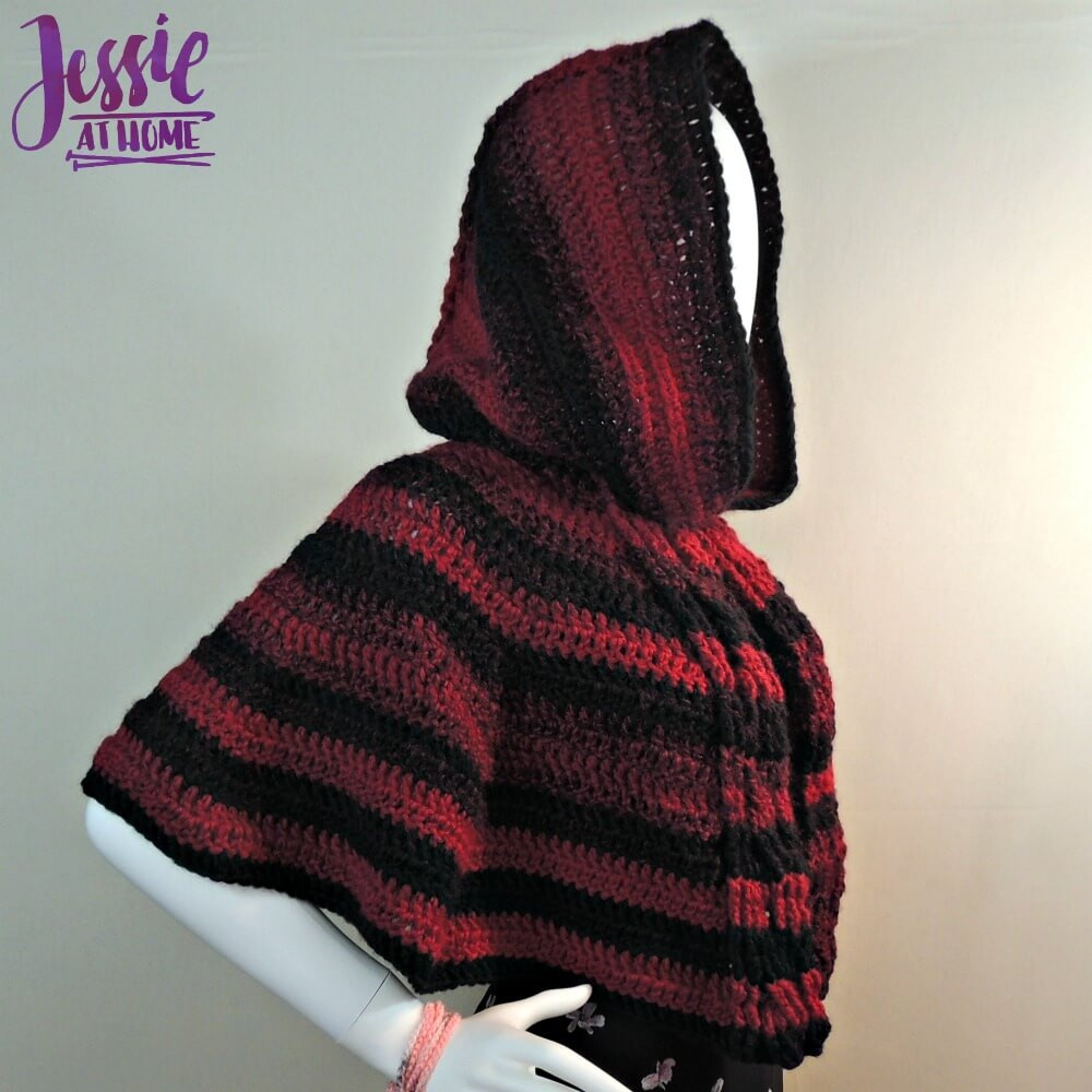 Lovely Hooded Cabled Cape Hooded Cape Pattern Of Great 42 Pictures Hooded Cape Pattern