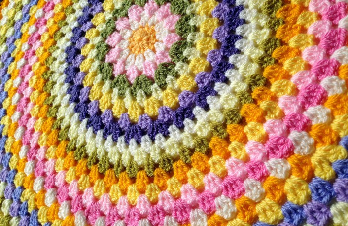 How to Crochet a Flat Circle Craftsy