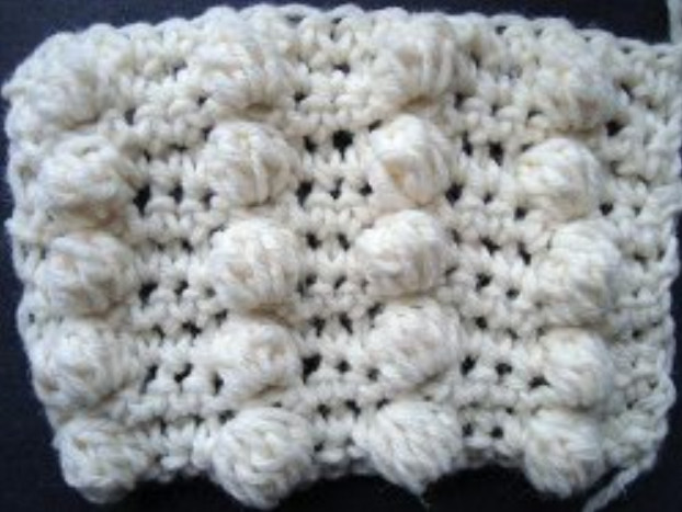 How to Crochet a Popcorn Stitch