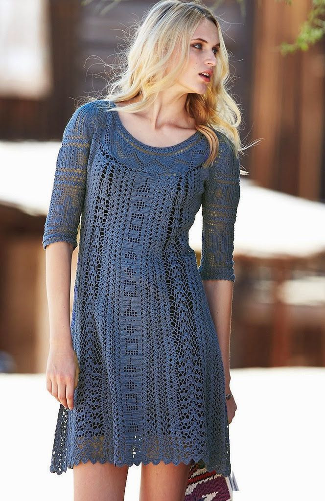 Lovely How to Wear Y Crochet Dresses to Rock This Summer 2018 Crochet Dress Of Awesome 50 Pictures Crochet Dress
