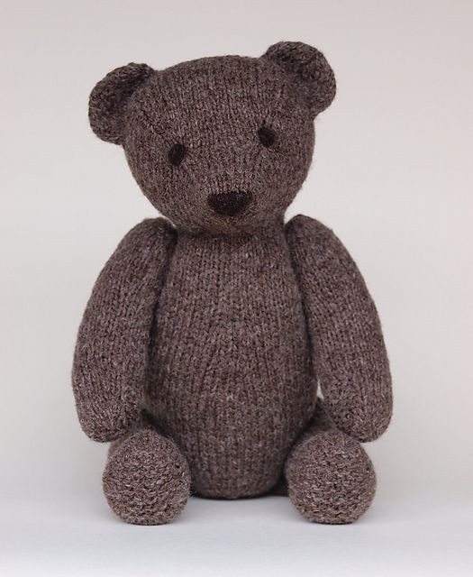 Lovely I Want to Make This for Devan Ravelry Owen Pattern by Knitted Bear Pattern Of Brilliant 42 Photos Knitted Bear Pattern
