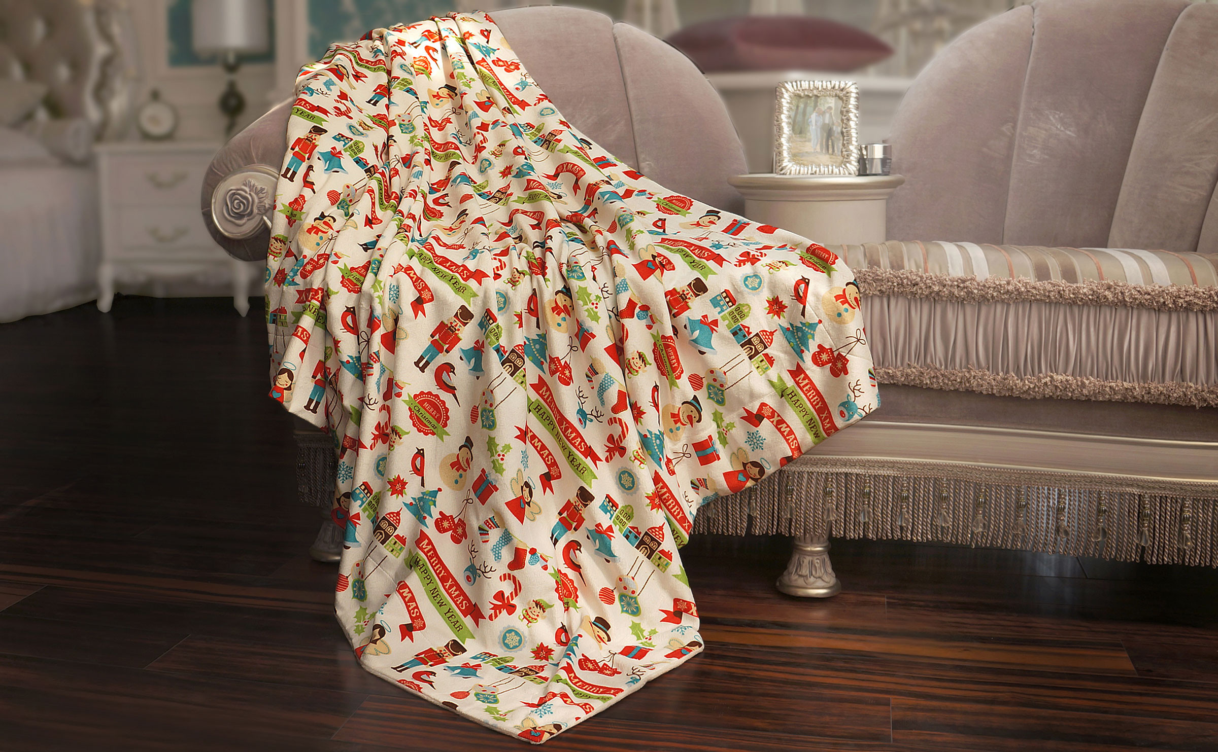 Lovely Inspired for the Holidays Christmas Winter Holiday Snowflake Blanket Of Lovely 50 Models Snowflake Blanket