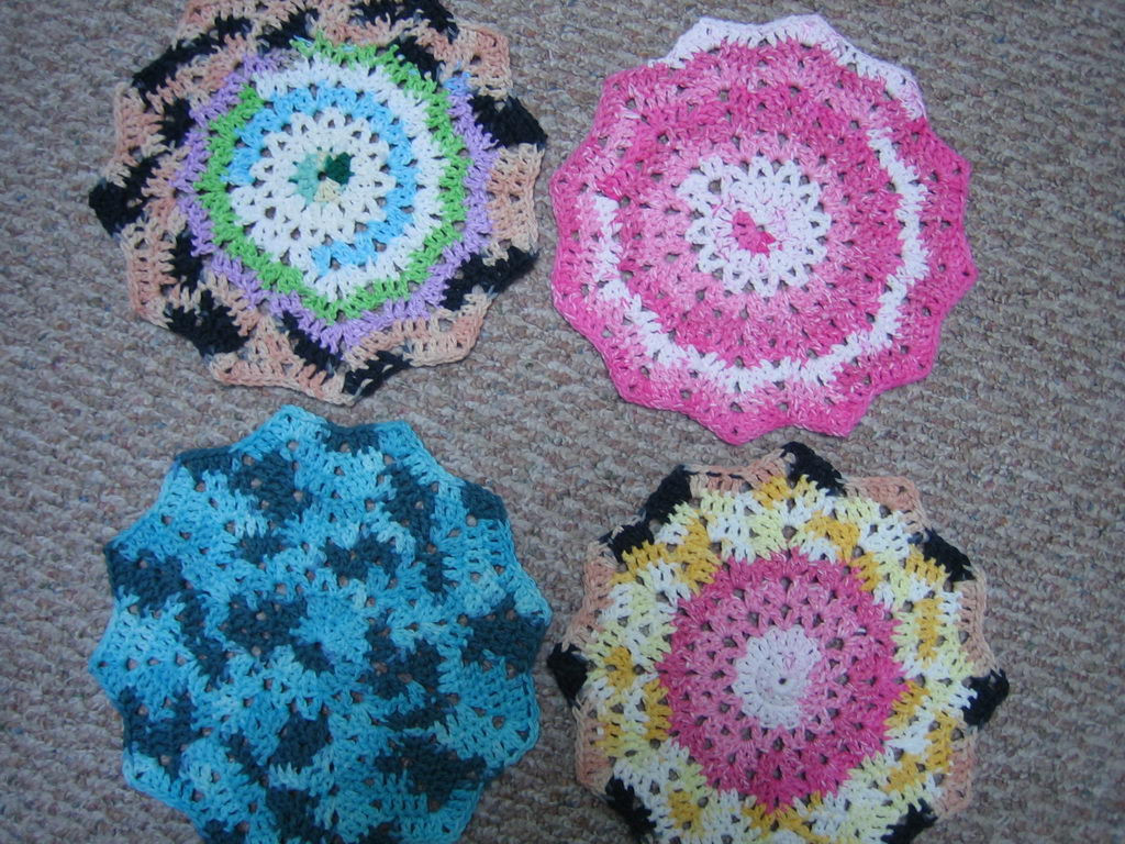 Lovely Janelwashere Round Ripple Crochet Afghan Pattern Round Afghan Crochet Pattern Of Great 44 Photos Round Afghan Crochet Pattern