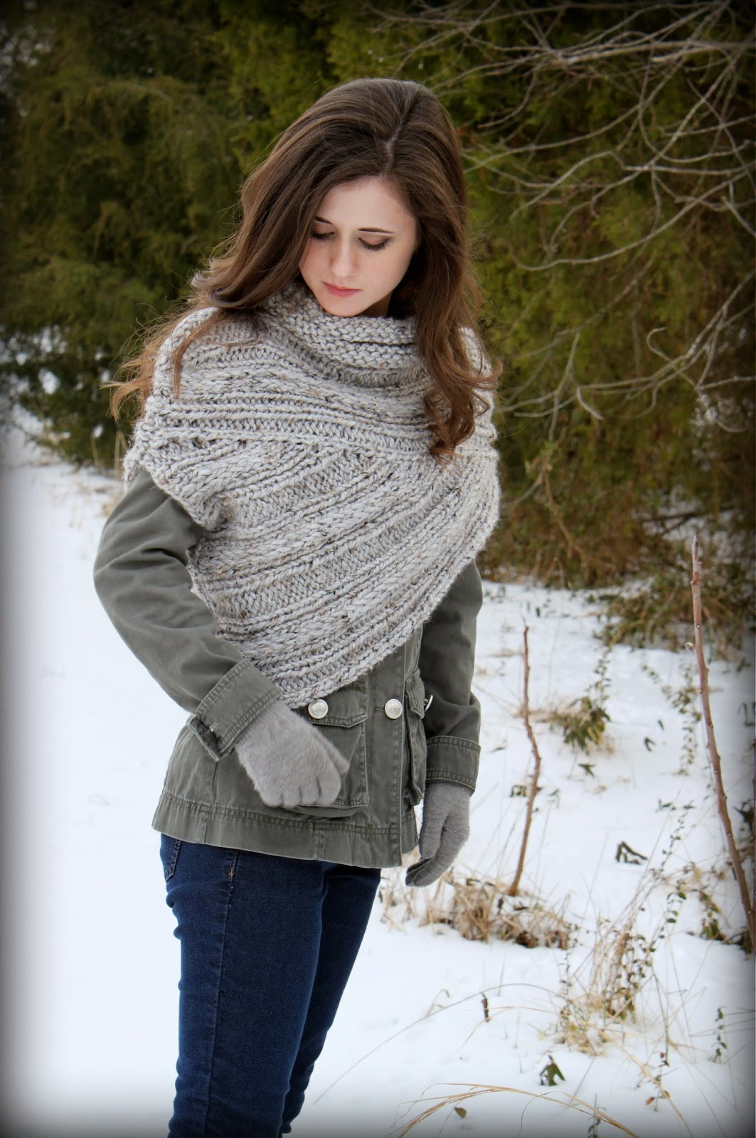 Lovely Janmade A Katniss Cowl Knitted Cowl Of Brilliant 41 Models Knitted Cowl