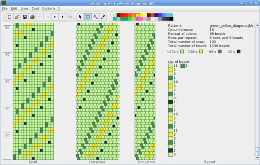 Lovely Jbead Free Able software to Use for Bead Crochet Crochet Chart software Of Charming 39 Images Crochet Chart software