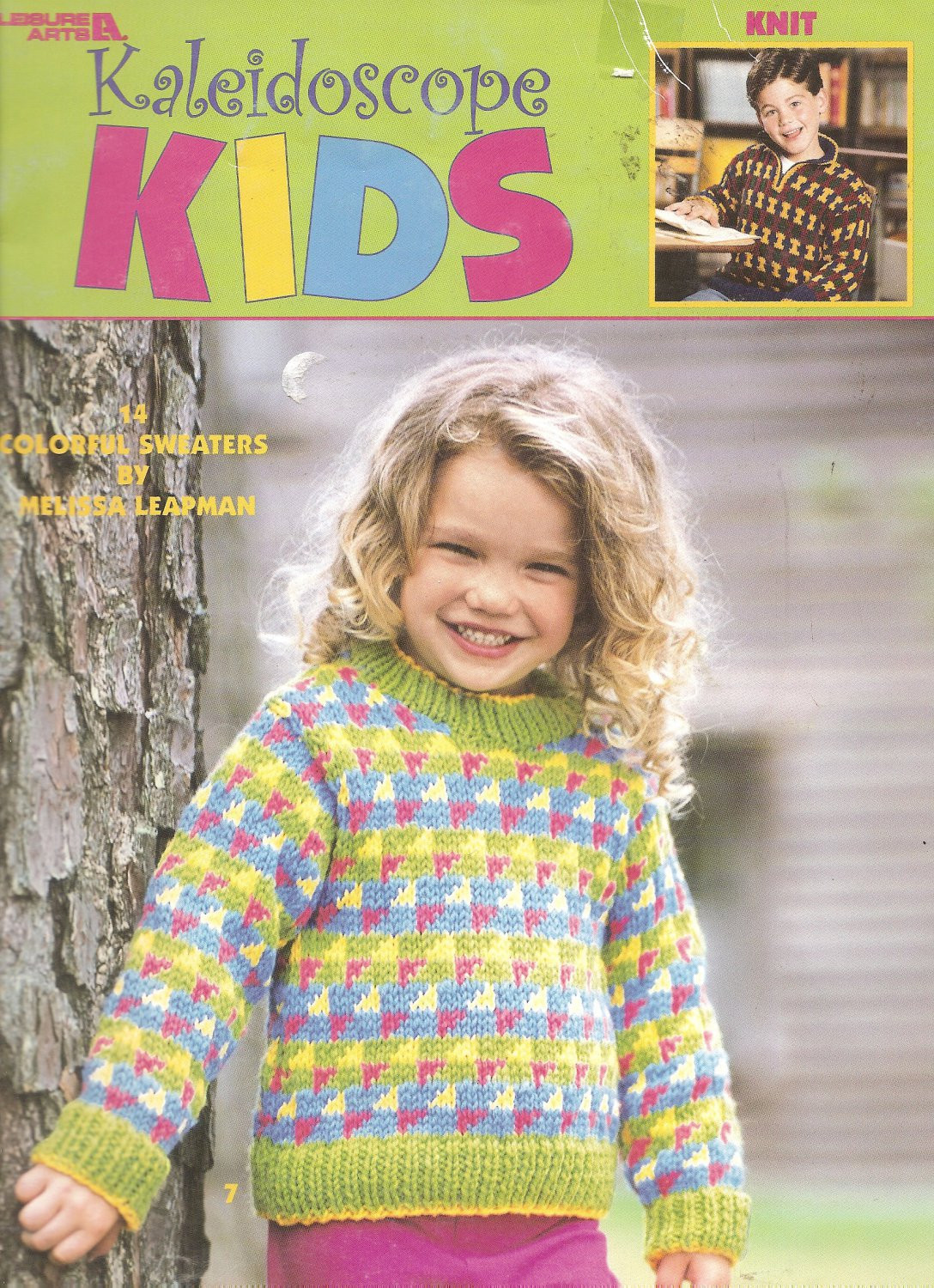 Lovely Kaleidoscope Kids 14 Colorful Children S Sweater Knitting Knitting Patterns for Childrens Sweaters Of Charming 47 Models Knitting Patterns for Childrens Sweaters