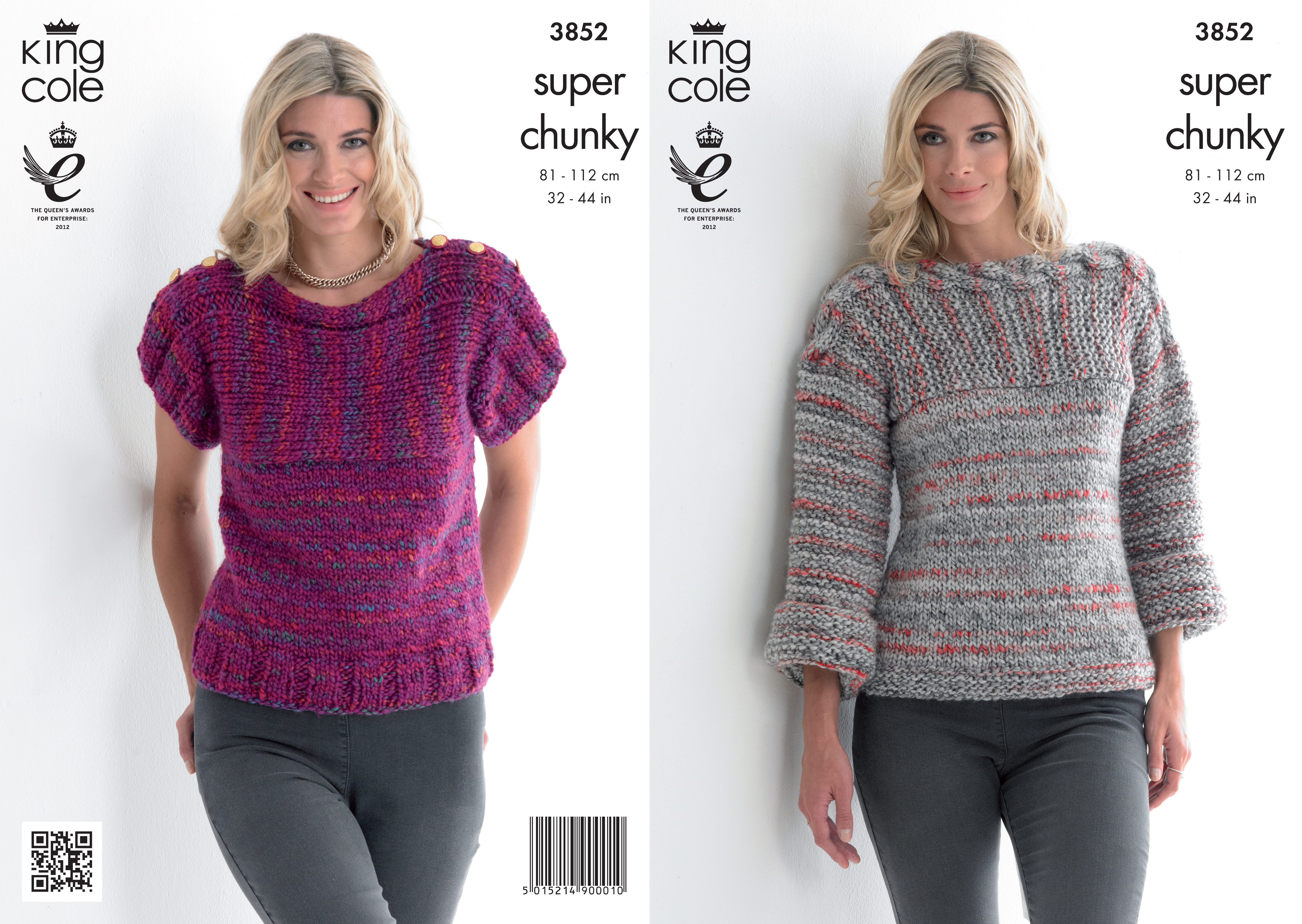 Lovely King Cole La S Gypsy Super Chunky Knitting Pattern Chunky Knit Sweater Pattern Of Top 45 Models Chunky Knit Sweater Pattern