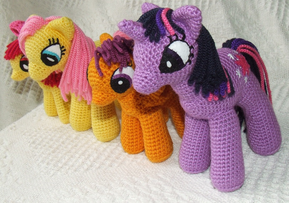 Lovely Knit E Awe some My Little Pony Friendship is Magic My Little Pony Crochet Pattern Of Brilliant 49 Ideas My Little Pony Crochet Pattern