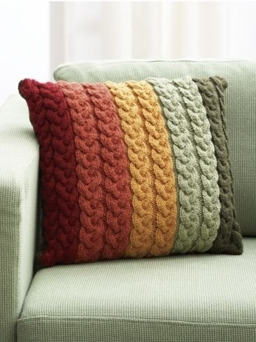 Lovely Knit Pillow Covers Got Your Needles Ready 30 Knit or Crochet Pillow Covers Of Incredible 47 Pics Crochet Pillow Covers