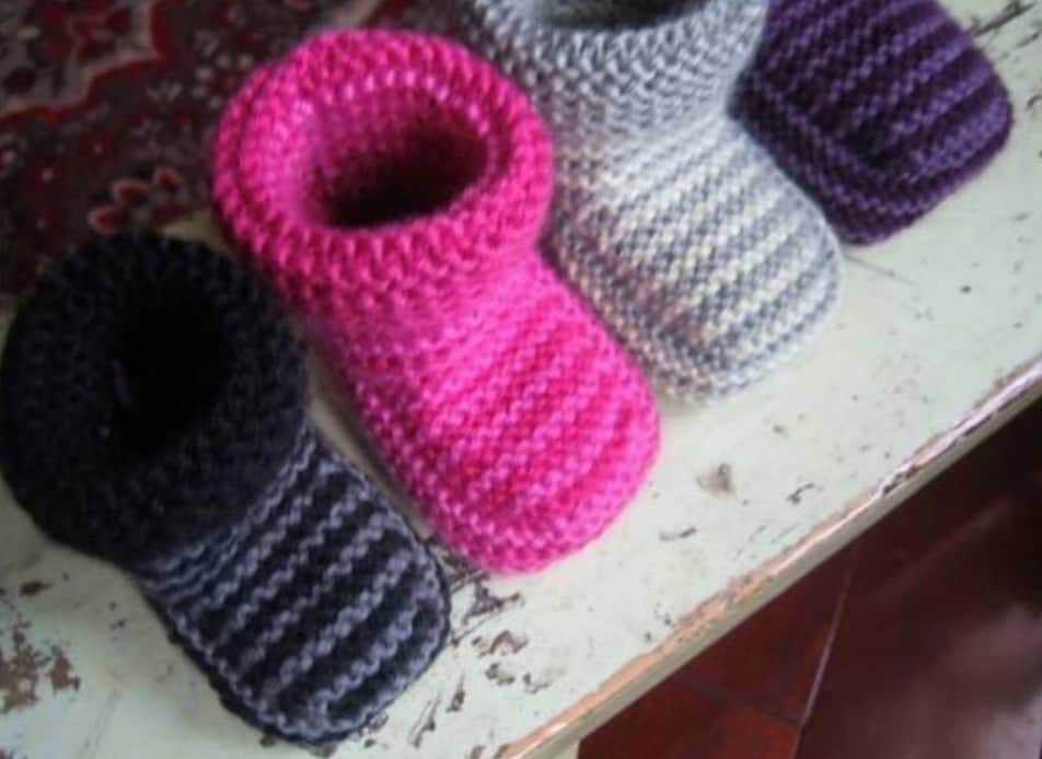 Lovely Knitted Striped Baby Booties Pattern Baby Booties Knitting Pattern Of Awesome 47 Pics Baby Booties Knitting Pattern