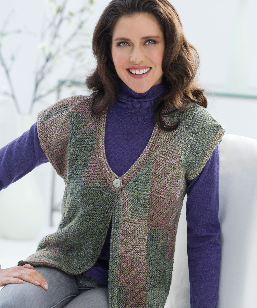 Lovely Knitted Vest Patterns Women's Knitted Vest Patterns Of Amazing 48 Ideas Women's Knitted Vest Patterns