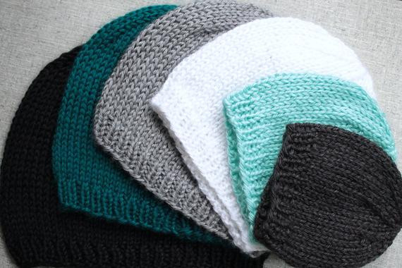 Lovely Knitting Pattern Basic Knit Beanie Hat In All Sizes Adult Hat Knitting Pattern Of Awesome 47 Images Adult Hat Knitting Pattern