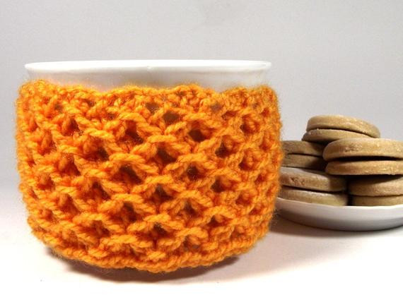 Lovely Knitting Pattern Cozy Cup Coffee Sweet Morning Knit Mug Knit Coffee Cozy Of Luxury 48 Photos Knit Coffee Cozy