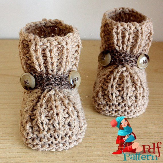 Lovely Knitting Pattern Pdf File Warm Feet Baby Booties Sizes Baby Booties Knitting Pattern Of Awesome 47 Pics Baby Booties Knitting Pattern