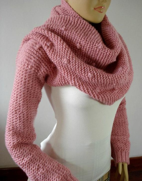 Lovely Knitting Pattern Scarf with Sleeves Celine Scarf with Scarf with Sleeves Of Lovely 40 Models Scarf with Sleeves