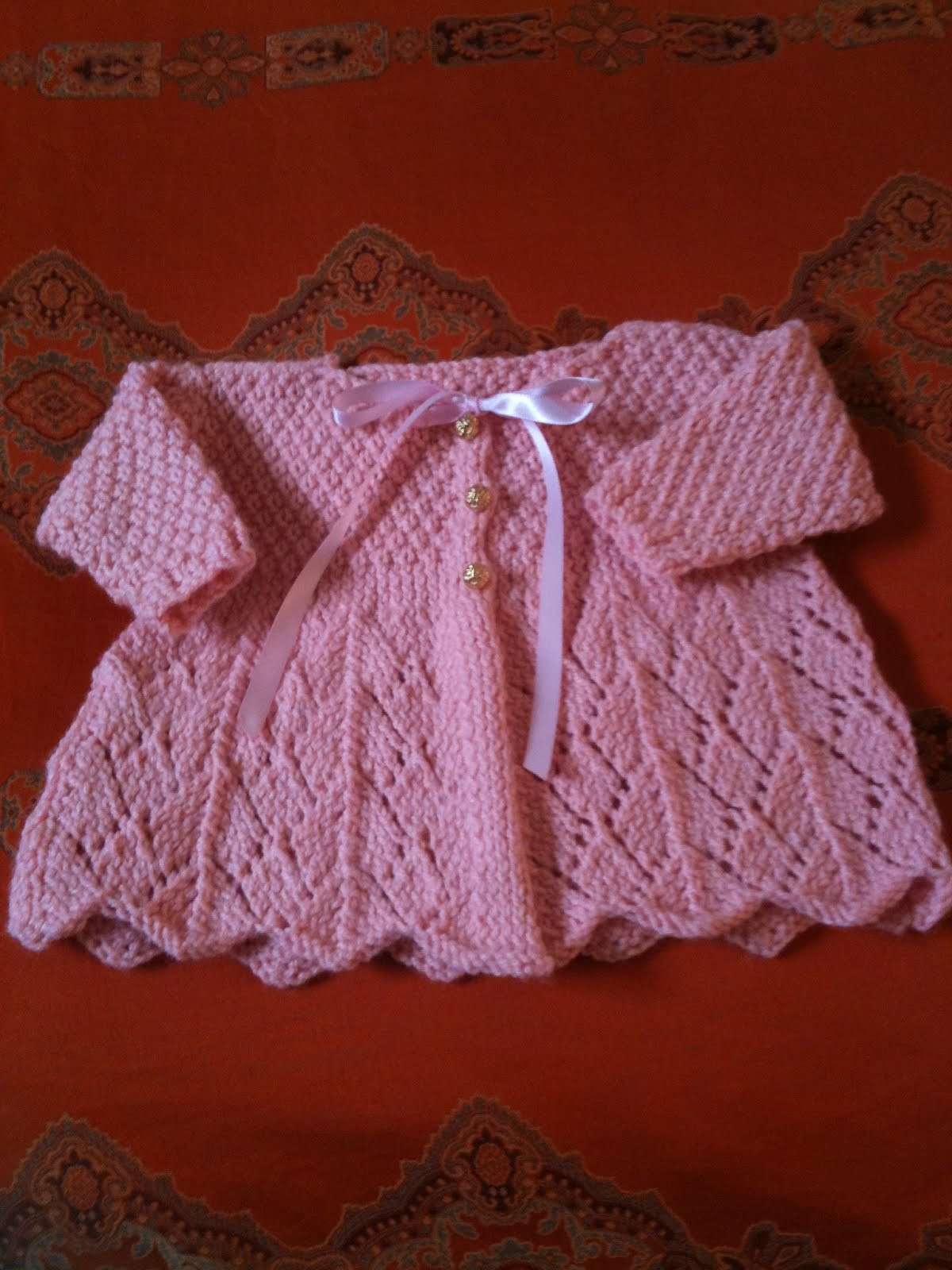 Lovely La Dolce Duchessa Lace Baby Sweater Baby Sweater Knitting Pattern Of Beautiful 48 Pictures Baby Sweater Knitting Pattern